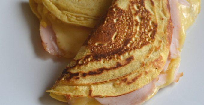 Omelette di Farina di ceci (senza uova)