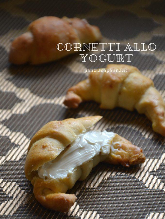Cornetti allo Yogurt