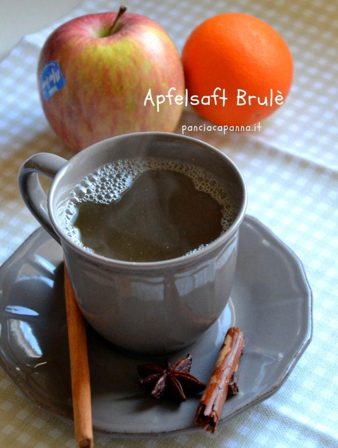 Apfelsaft brulè