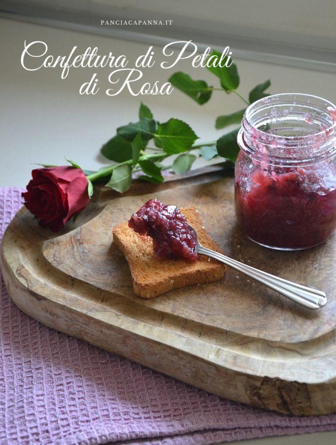 Confettura di petali di rosa