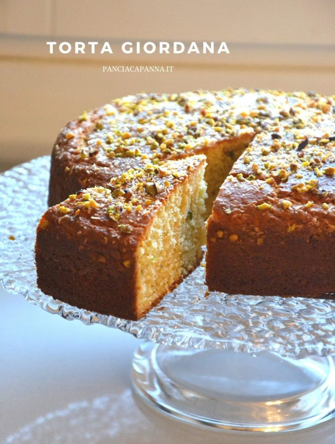 Torta Giordana