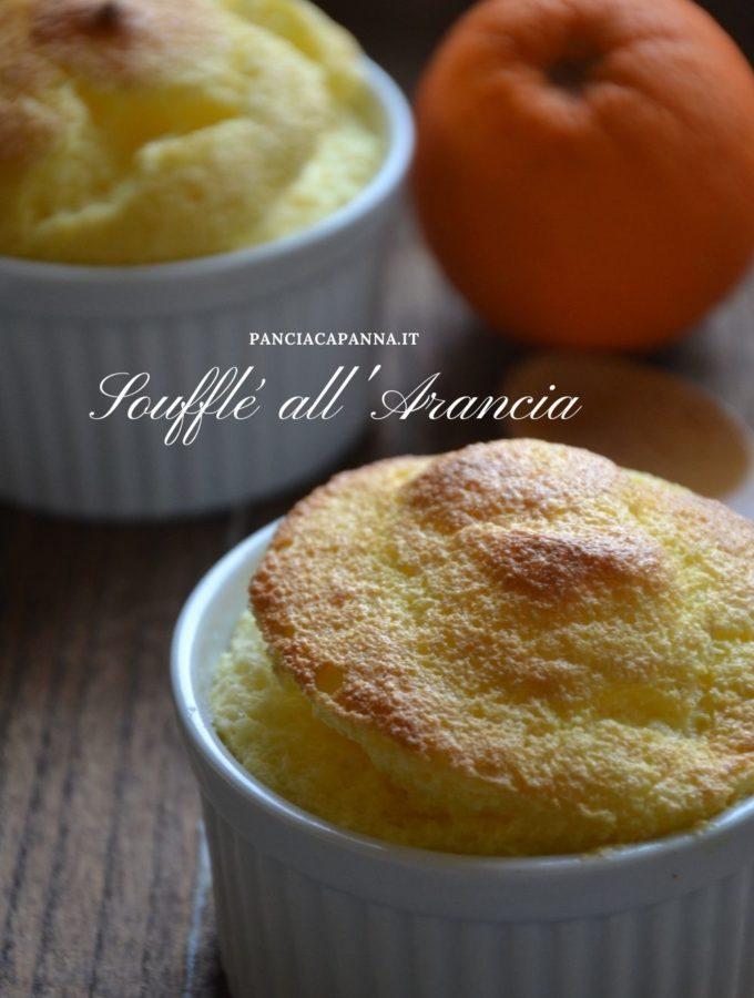 Soufflè all'arancia