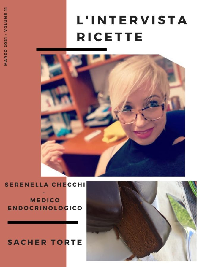L'Intervistaricette: Serenella Checchi – Medico Endocrinologo