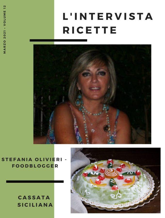 L'IntervistaRicette: Stefania Olivieri – Foodblogger